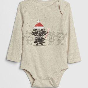 🆕 baby Gap Star Wars bodysuit premie and 6 12 mo.